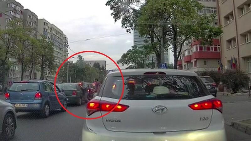 Ce a urmat după ce agresorii incidentului din Capitală au plecat cu victimele, în mașină