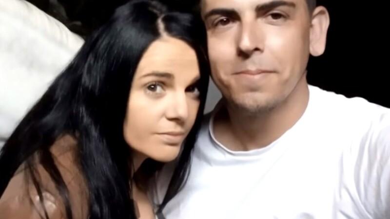 Dana Leonte și iubitul ei
