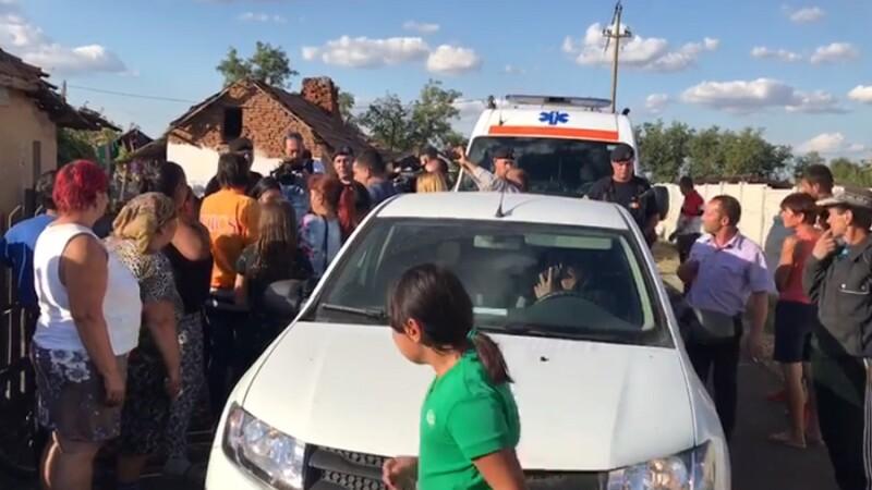 Incidente la casa Luizei Melencu