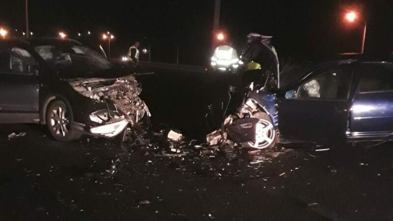 Accident cu şase victime în Caraş-Severin