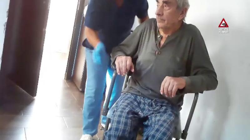Abuzuri în căminele de bătrâni din România. Cum sunt tratați vârstnicii ilegale