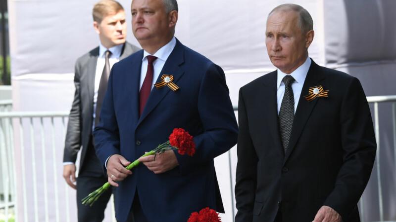 """Dodon se duce la Moscova pentru a se vaccina: """"Eu am mai mare încredere în vaccinul rusesc, decât în cel american"""""""