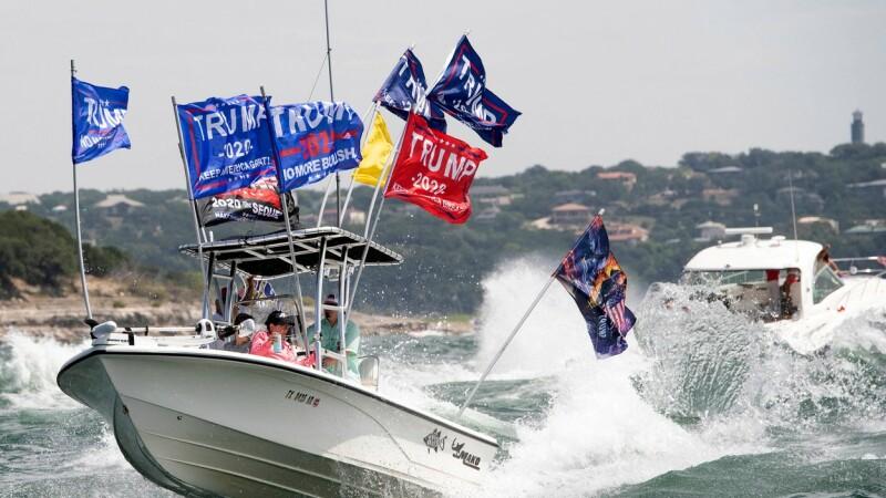 barca, Trump