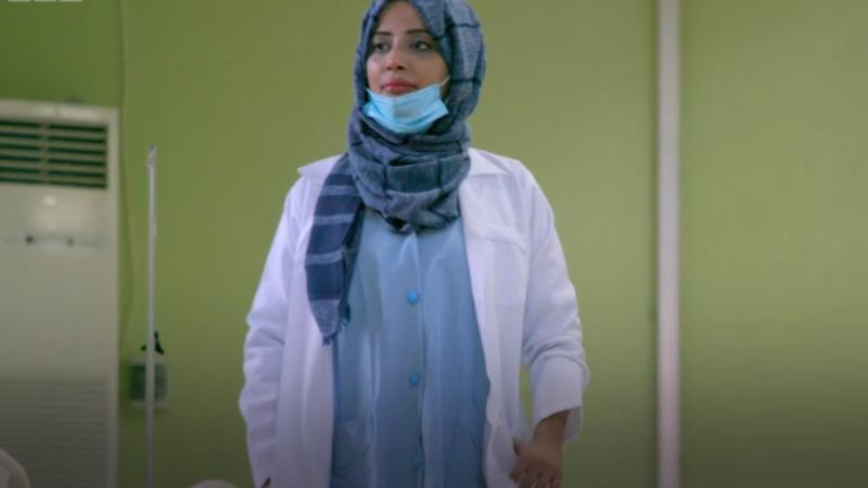 VIDEO. Orașul în care a rămas doar un singur medic dispus să trateze pacienții infectați cu Covid-19