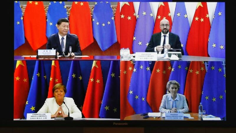 Acord UE-China