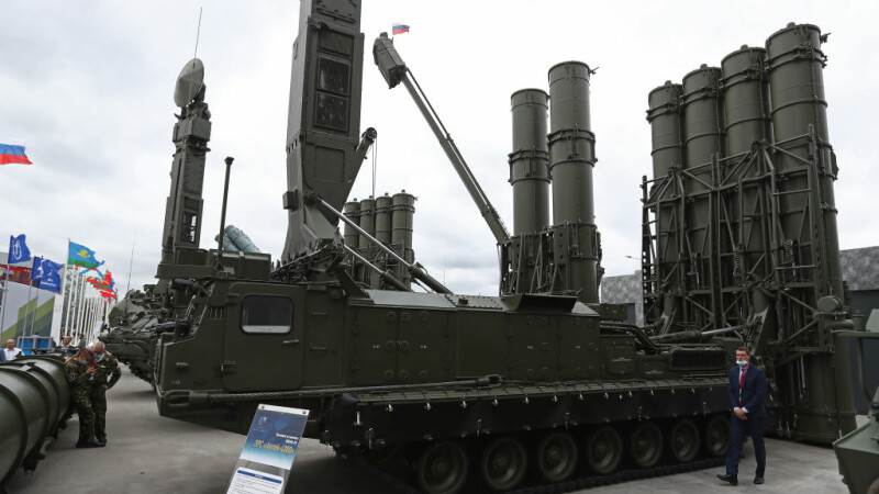 Sistem anti-rachetă PATRIOT