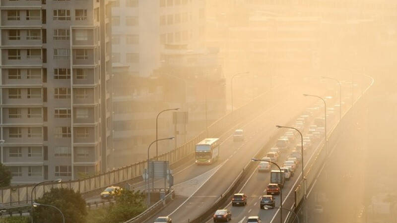 Poluare, masini