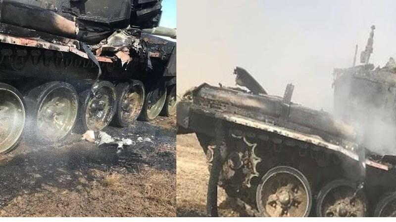 Cum își distruge singură Rusia propriile tancuri. Incident grav la un exercițiu militar
