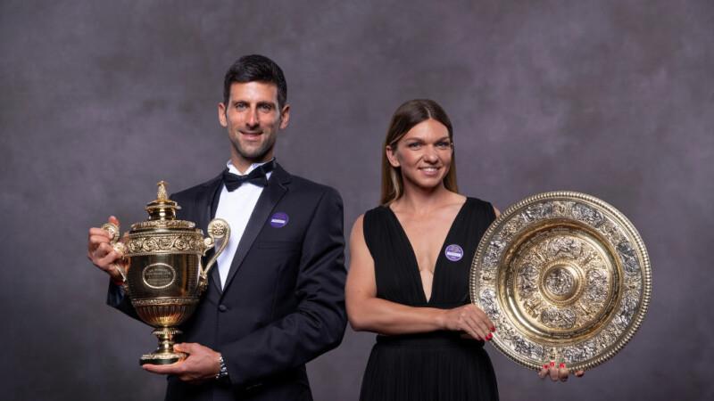 """Scandal în tenis după ce Halep a primit cu 10 euro mai puţin decât Djokovic pentru titlul de la Roma: """"În iad cu ei!"""""""