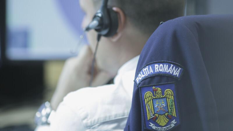 Anchetă la Poliția Română, după ce un operator 112 i-a spus unei femei care era agresată de fostul soț că nu e normală