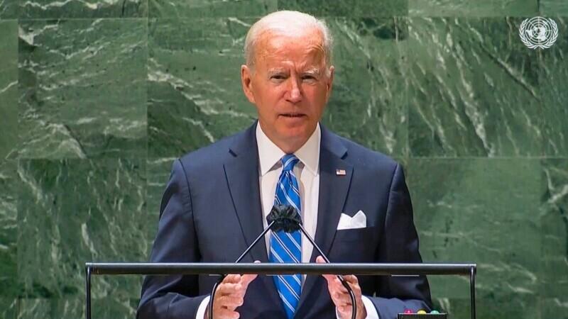 """Joe Biden, în discursul de la ONU: """"Lumea democratică trăiește în mândrii moldoveni"""""""