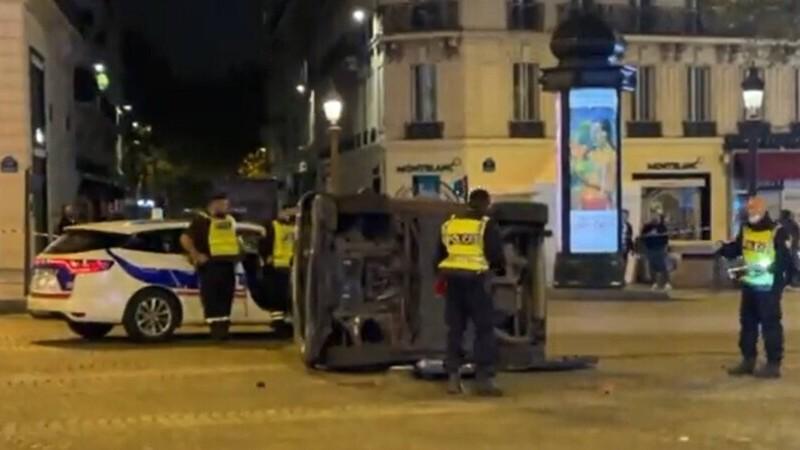 VIDEO. Accident grav în Franța. Patru persoane au fost spulberate de o mașină condusă de o femeie care consumase protoxid de azot