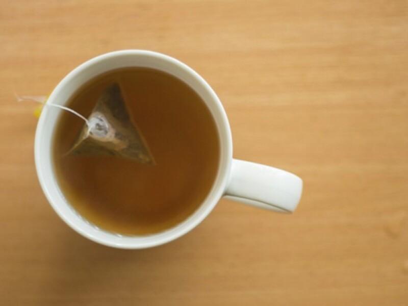 Pliculeţele de ceai