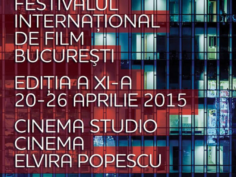 Bucharest IFF 2015 - SALA ELVIRA POPESCU