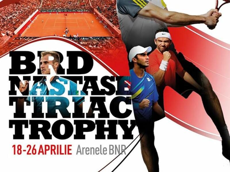 BRD Nastase Tiriac Trophy 2015 – Editie aniversara 20 ani - Arenele BNR