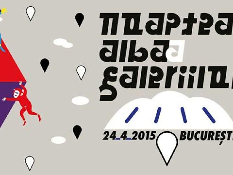 Noaptea Alba a Galeriilor 2015 - TBA (To Be Announced)