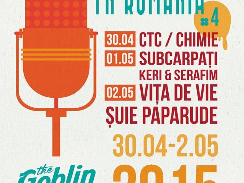 1 Mai: Inregistrat In Romania 4 - Goblin Nightwatcher