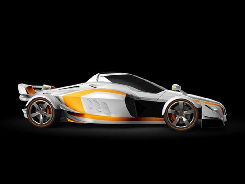 supercar spania - 2