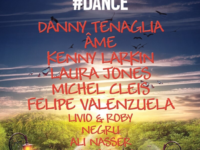 DN1.1 #DANCE - DN1