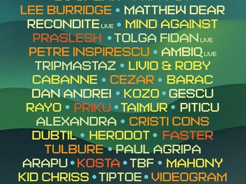 Sunwaves 16 Festival - Plaja Sunwaves