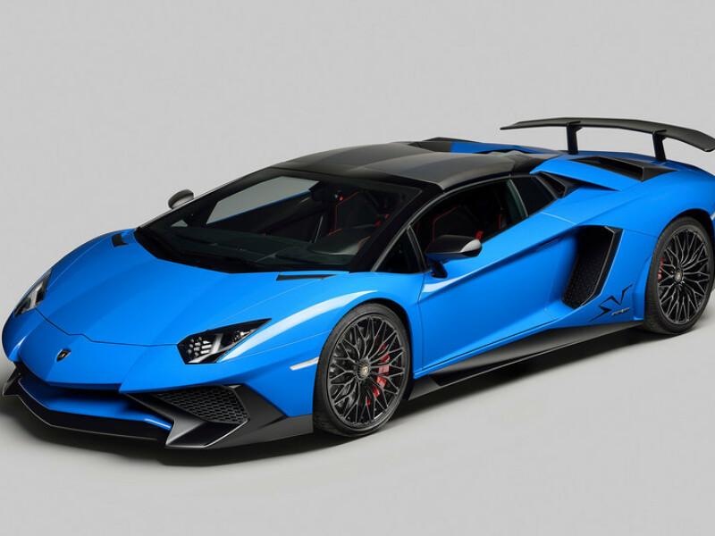 Lamborghini SV Aventador - 1