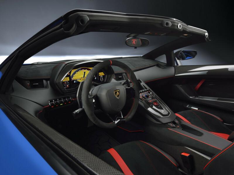 Lamborghini SV Aventador - 3