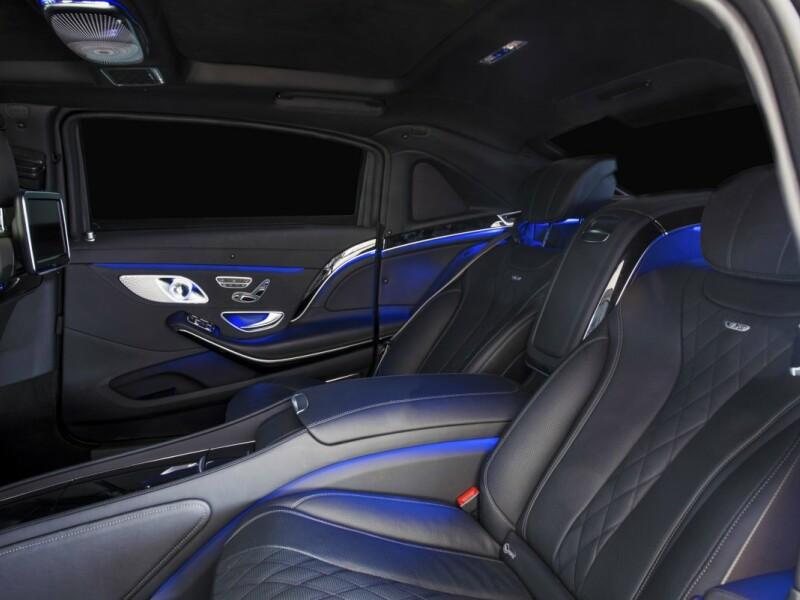 Mercedes-ul de 500.000 de dolari cu care poti pleca la razboi. Cum arata la interior limuzina