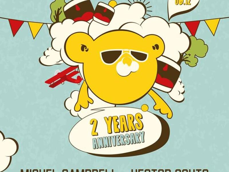 Teddy Bear 2nd Anniversary