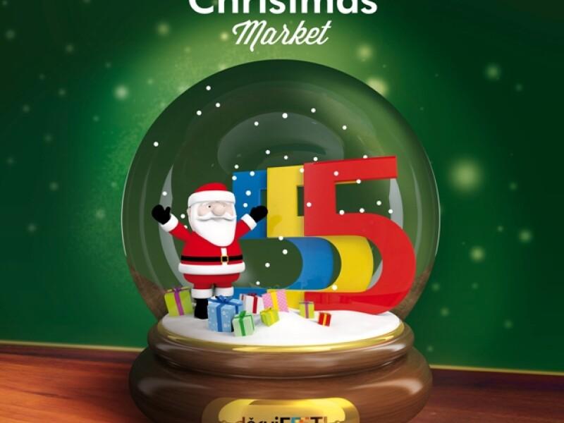 Bucharest Christmas Market 2014 - Parcul Cismigiu