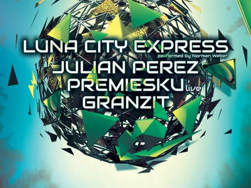Main Sounds - Luna City Express - Casa Presei Libere