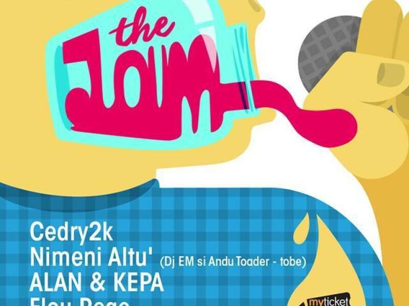 The Jam - Cedry2k, Nimeni Altu', Alan  Kepa, Flou Rege, Carbon - Colectiv