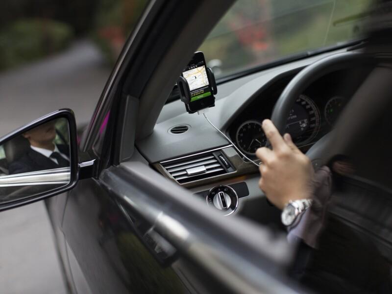 Uber, Bucuresti, taxi