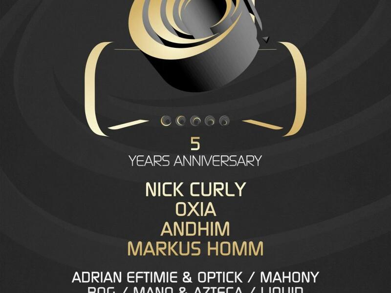 Cyclic 5 Years Anniversary - The ARK