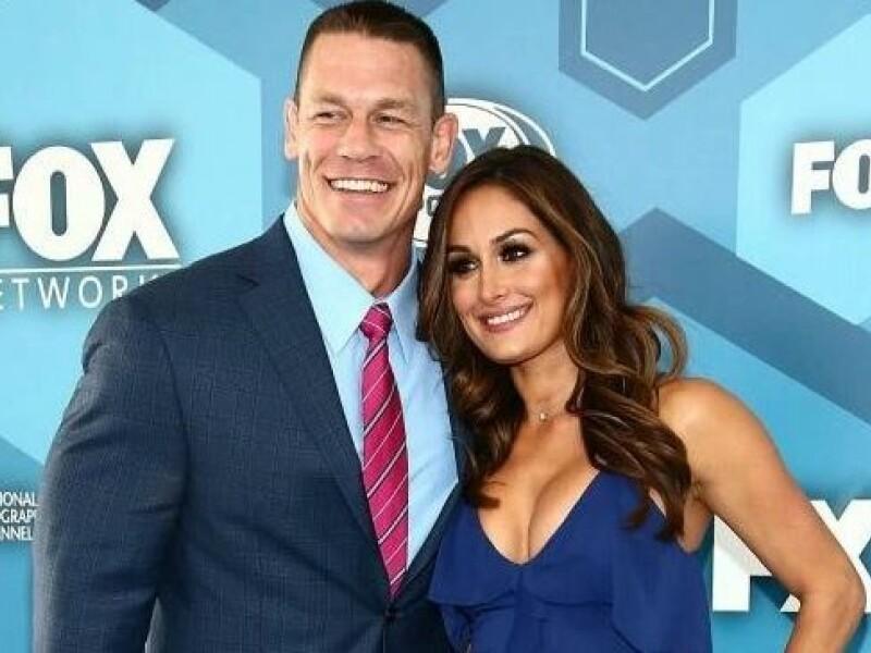Anunt soc facut despre iubita lui John Cena: