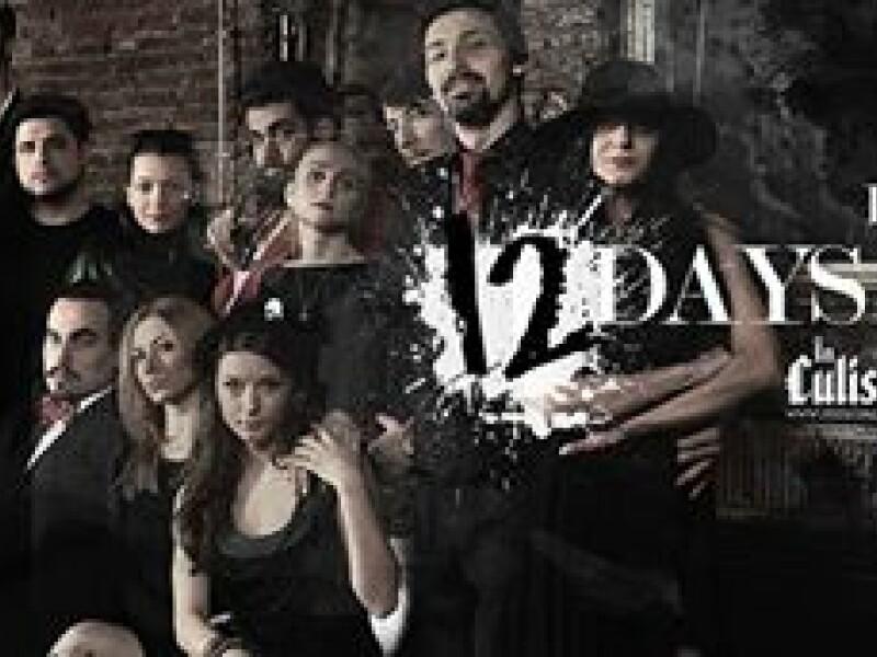 12 Days of Sins - In Culise Teatru - Pub