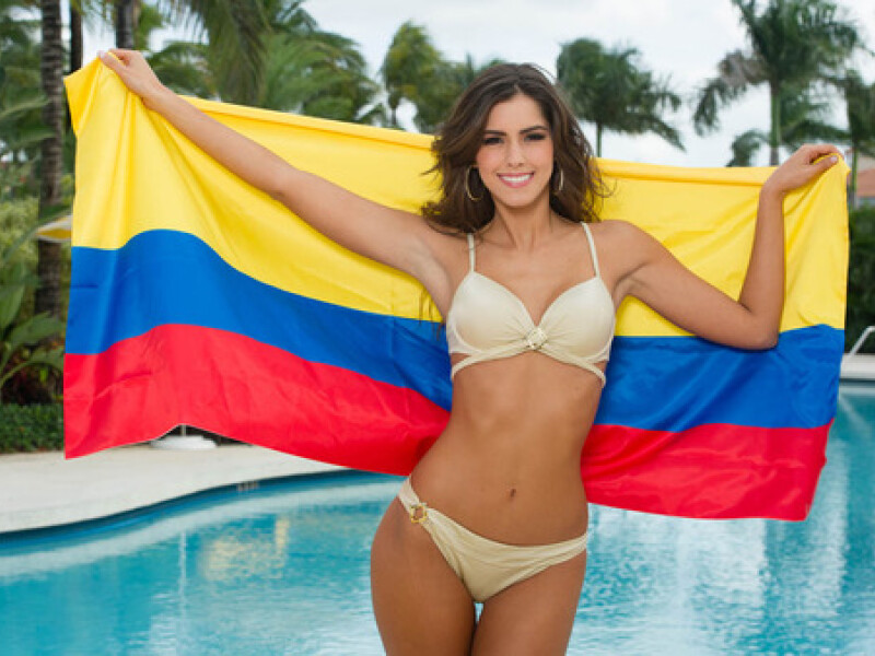 Miss Columbia, Paulina Vega