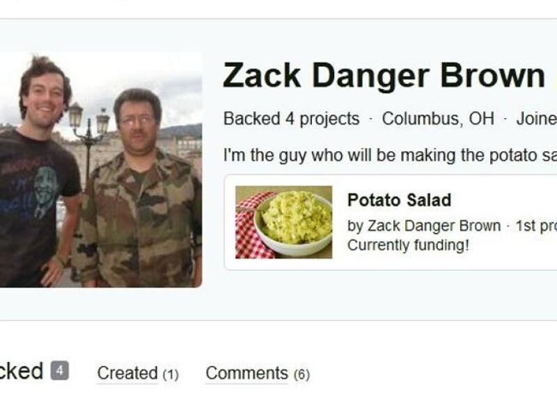 Zack Danger Brown