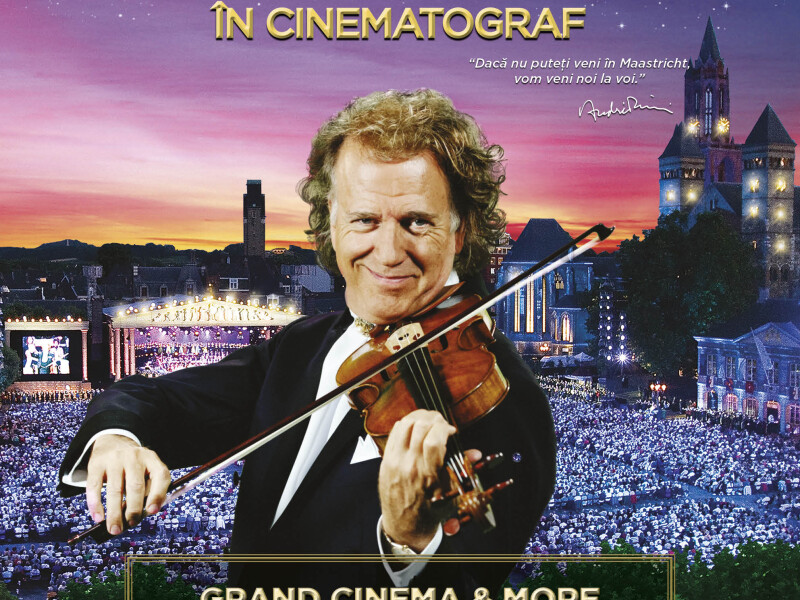 Concert aniversar Andre Rieu