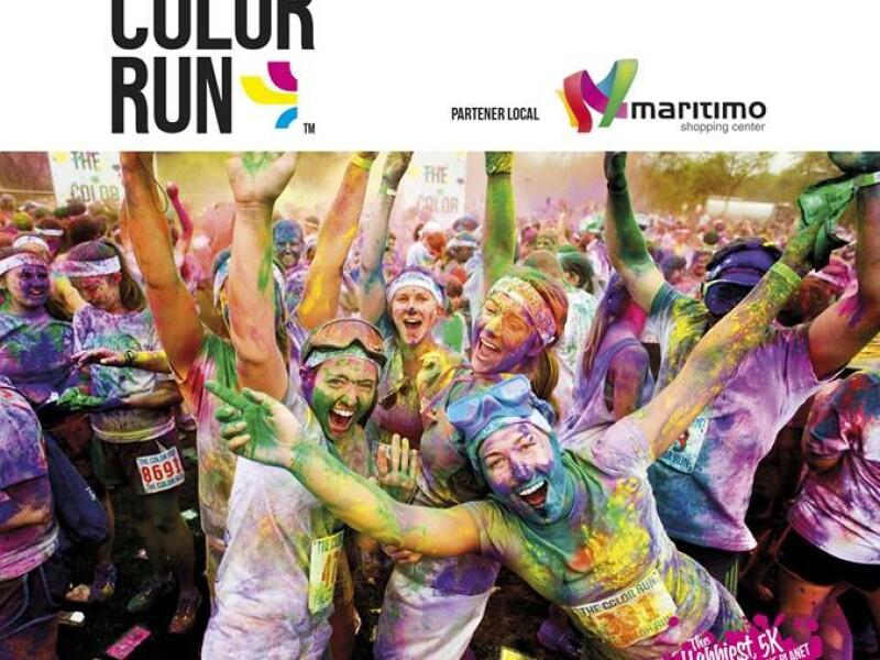 The Color Run - Mamaia - Grand Hotel Rex