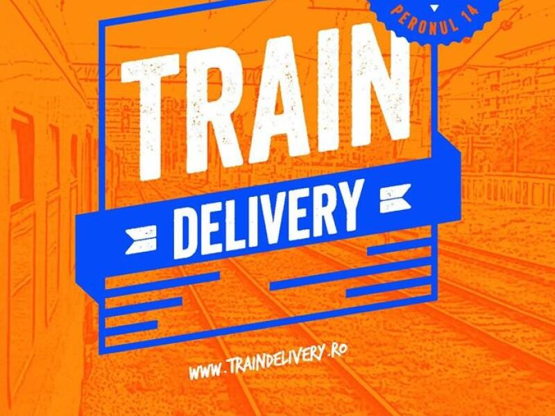 Train Delivery 2014 - Gara de Nord