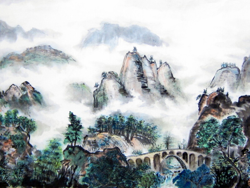 pictura chinezeasca