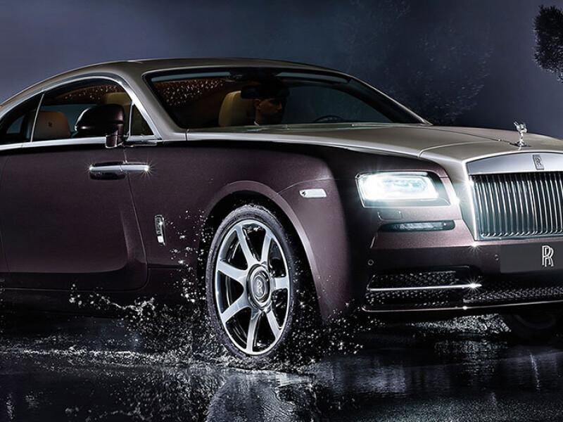 Rolls-Royce Wraith - 6