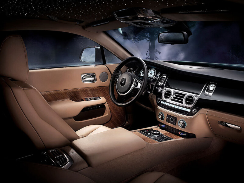 Rolls-Royce Wraith - 8