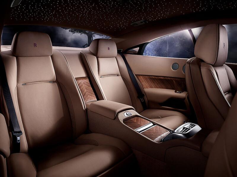 Rolls-Royce Wraith - 9