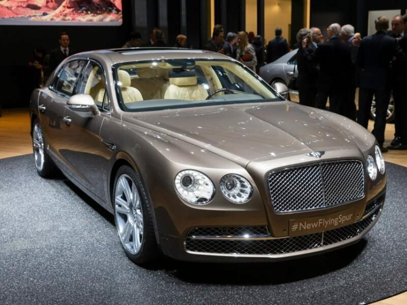 Bentley Geneva 2013 - 3