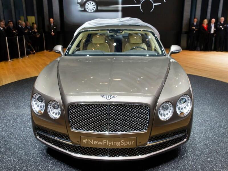 Bentley Geneva 2013 - 4