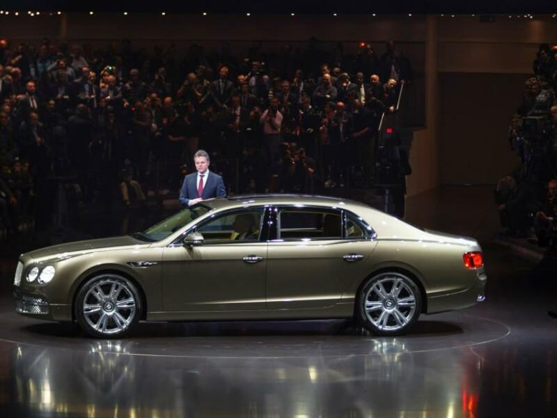 Bentley Geneva 2013 - 5