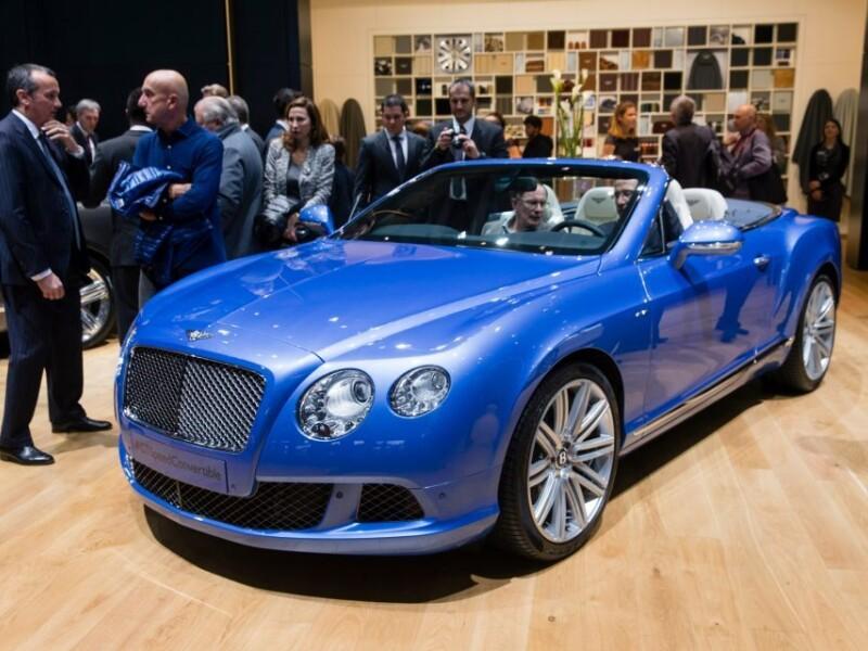 Bentley Geneva 2013 - 6