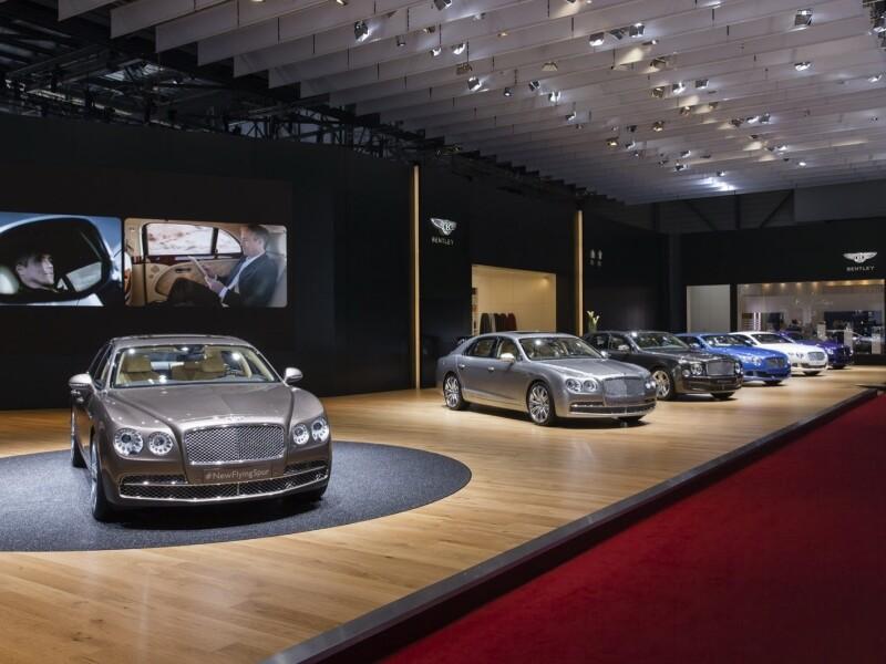 Bentley Geneva 2013 - 9
