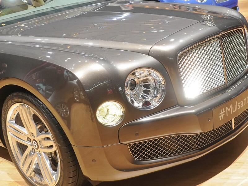 Bentley Geneva 2013 - 15